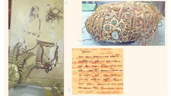 বাংলাদেশি রাজকন্যার ১২০ বছর পুরনো প্রেমপত্র