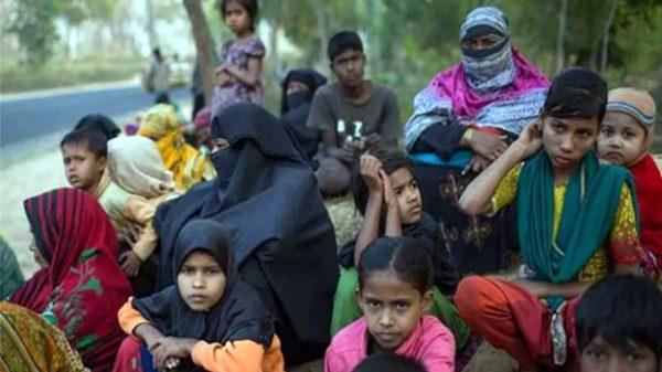 'গুম হয়ে যাচ্ছে রোহিঙ্গা নারীরা'