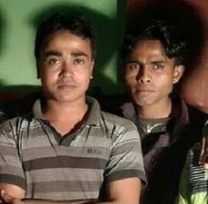 হবিগঞ্জের চুনারুঘাটে ইয়াবাসহ দুই মাদক ব্যবসায়ীকে আটক