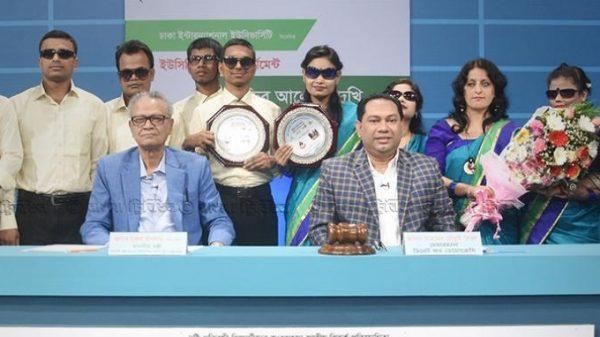 প্রতিবন্ধীরা রাষ্ট্রের বোঝা নয়: প্রবাসী কল্যাণ মন্ত্রী
