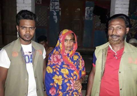 নড়াইলে ১০ বোতল ভারতীয় ফেনসিডিলসহ নারী মাদক ব্যবসায়ী গ্রেফতার