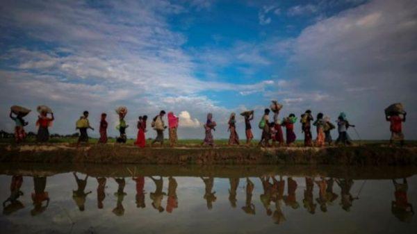 'এক লাখ রোহিঙ্গাকে নোয়াখালীর ভাসানচরে নেওয়া হবে'