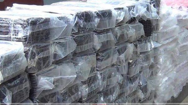 দিনাজপুরের হিলিতে ৫ কোটি টাকার নিষিদ্ধ ট্যাবলেট উদ্ধার