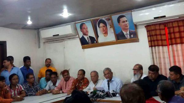 'খালেদা জিয়াকে নিঃশেষ করে দিতে চাইছে সরকার'