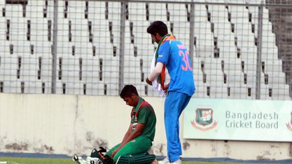 এশিয়া কাপের সেমিতে ভারতের বিপক্ষে ২ রানে হারল বাংলাদেশ
