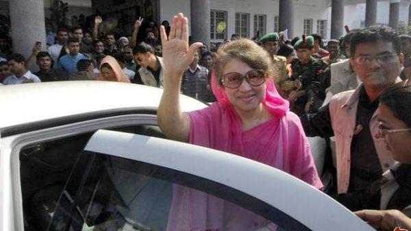 কুমিল্লায় হত্যা মামলায় খালেদার জামিন নামঞ্জুর