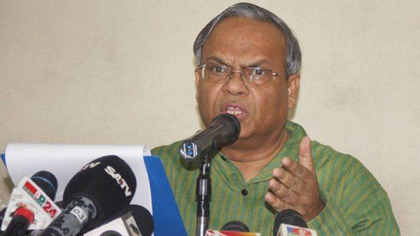 কালা কানুন পাসের হিড়িক চলছে: রিজভী