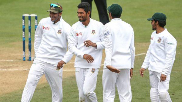 জিম্বাবুয়েকে ৪৪৩ রানের টার্গেট দিয়েছে টাইগাররা