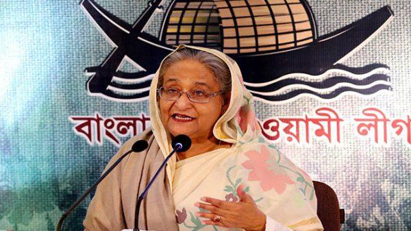 ভোট পাবে না জেনেই সহিংসতা করছে বিএনপি: শেখ হাসিনা
