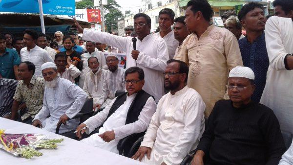 আকল মিয়ার নামে নামকরণ হবে বাল্লা রোডের রাস্তা: এমপি মাহবুব আলী