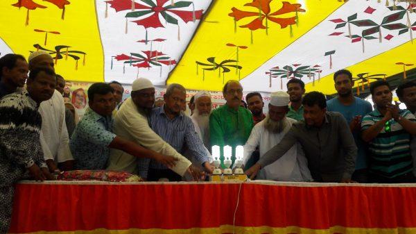 বানিয়াচংয়ে দুই কোটি টাকা ব্যয়ে বিদ্যুতায়নের উদ্বোধন করলেন এমপি মজিদ খান