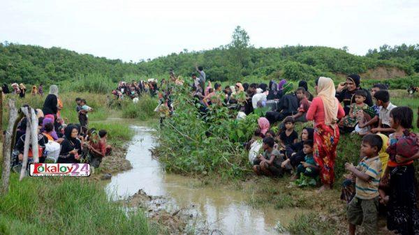 রোহিঙ্গাদের ফেরাতে জাতিসংঘের সঙ্গে চুক্তিতে রাজি মিয়ানমার